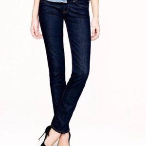 J. Crew  Matchstick Denim Jeans